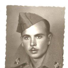 Militaria: SOLDADO ESPAÑOL. TETUAN, 1945. Lote 103763743