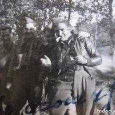Militaria: FOTOGRAFÍA TENIENTE PROVISIONAL DEL EJÉRCITO NACIONAL. ALBARRACÍN 1938. Lote 103797123