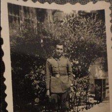 Militaria - ANTIGUA FOTOGRAFIA DE MILITAR INGLES? AMERICANO? JOHN.PRE-GUERRA CIVIL.JULIO 1936 - 103800527