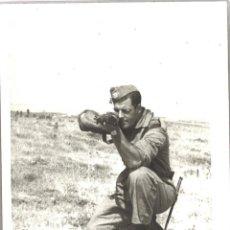 Militaria: SARGENTO DE MILICIAS UNIVERSITARIAS. 1960. Lote 103810427