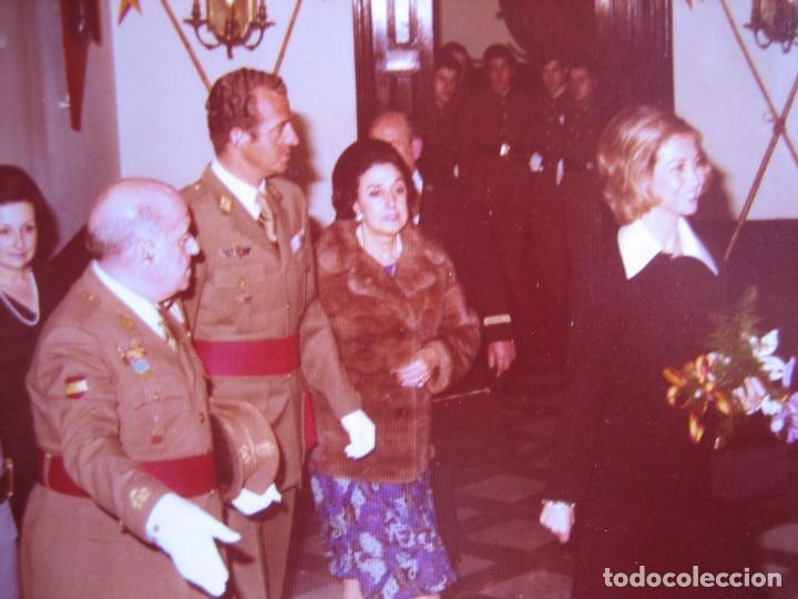 FOTOGRAFÍA TENIENTE GENERAL DEL EJÉRCITO ESPAÑOL. VETERANO DIVISIÓN AZUL (Militar - Fotografía Militar - Otros)
