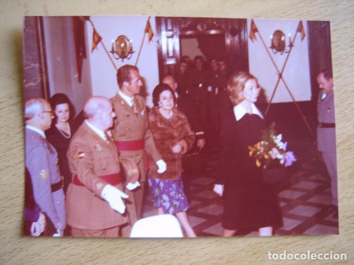 Militaria: Fotografía teniente general del ejército español. Veterano División Azul - Foto 2 - 103877175