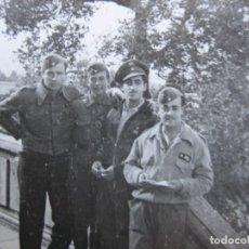 Militaria: FOTOGRAFÍA ALFÉRECES PROVISIONALES DEL EJÉRCITO NACIONAL. GRANADA 1937. Lote 104041507