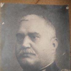 Militaria: ANTIGUA FOTOGRAFIA MILITAR - SOLDADO EPOCA ALFONSO XIII. Lote 104052083