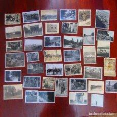 Militaria: LOTE FOTOGRAFÍA NAZI III REICH ALEMANIA, II GUERRA MUNDIAL. Lote 104234959