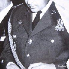 Militaria: FOTOGRAFÍA TENIENTE INGENIERO AERONÁUTICO AVIACIÓN. PROFESORADO MILITAR. Lote 104239327