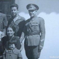 Militaria: FOTOGRAFÍA SARGENTO DEL EJÉRCITO NACIONAL.. Lote 104324079