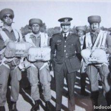 Militaria: FOTOGRAFÍA PARACAIDISTAS BRIGADA PARACAIDISTA. BRIPAC. Lote 104482087