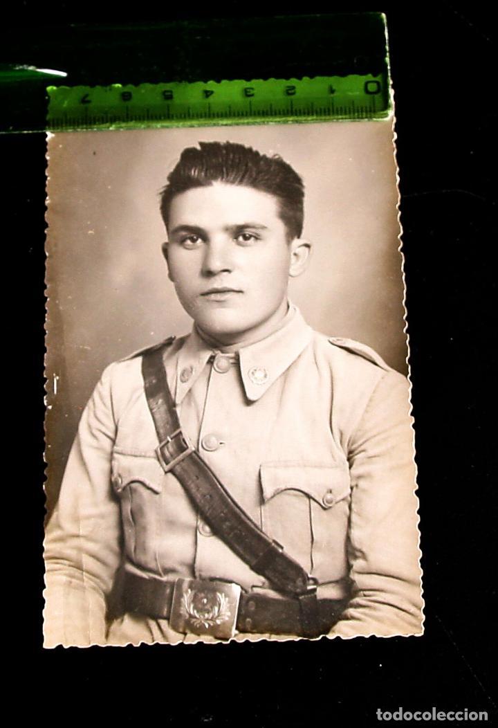FOTO GUERRA CIVIL (Militar - Fotografía Militar - Guerra Civil Española)