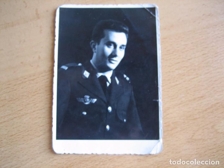 Militaria: Fotografía cabo aviación. Rokiski cartografía y fotografía - Foto 2 - 105091979