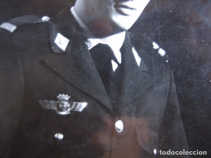 Militaria: Fotografía cabo aviación. Rokiski cartografía y fotografía - Foto 3 - 105091979