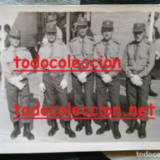 Militaria: ANTIGUA FOTOGRAFÍA MILITAR , CADETES DE LA ACADEMIA DE ZARAGOZA . AÑOS 70 . AGM. Lote 105346159