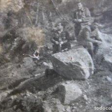 Militaria: FOTOGRAFÍA SOLDADOS DEL EJÉRCITO NACIONAL. GUERRA CIVIL. Lote 105601695