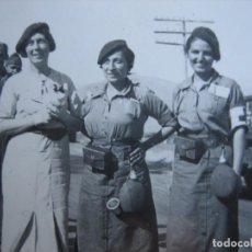 Militaria: FOTOGRAFÍA SANITARIAS DEL EJÉRCITO NACIONAL. BURGOS. Lote 105602127