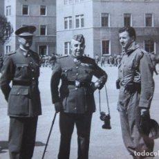 Militaria: FOTOGRAFÍA CORONEL DEL EJÉRCITO ESPAÑOL.. Lote 105609283