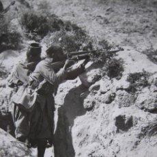 Militaria: FOTOGRAFÍA MOROS REGULARES. ALFONSO XIII. Lote 105614723
