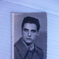 Militaria: GUERRA CIVIL : FOTO DE CARNET DE ALFEREZ PROVISIONAL , 1939. Lote 106171119