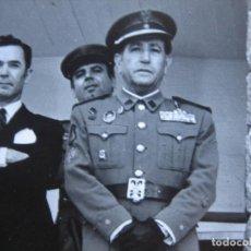 Militaria: FOTOGRAFÍA COMANDANTE POLICÍA ARMADA. VETERANO DIVISIÓN AZUL. Lote 106653223