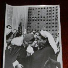 Militaria: FOTOGRAFIA DE FALANGE, SECCION FEMENINA, GUERRA CIVIL, AÑO 1940-41, RECIEN TERMINADA LA GUERRA CIVIL. Lote 106808487