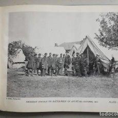 Militaria: GARDNER´S PHOTOGRAPHIC SKETCH BOOK OF THE CIVIL WAR, 1959, LEYENDAS DE LAS FOTOS Y INTRO EN INGLÉS. Lote 107037147