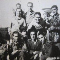 Militaria: FOTOGRAFÍA SOLDADOS AVIACIÓN.. Lote 107164767