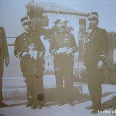 Militaria: FOTOGRAFÍA OFICIAL GUARDIA CIVIL.. Lote 107334503