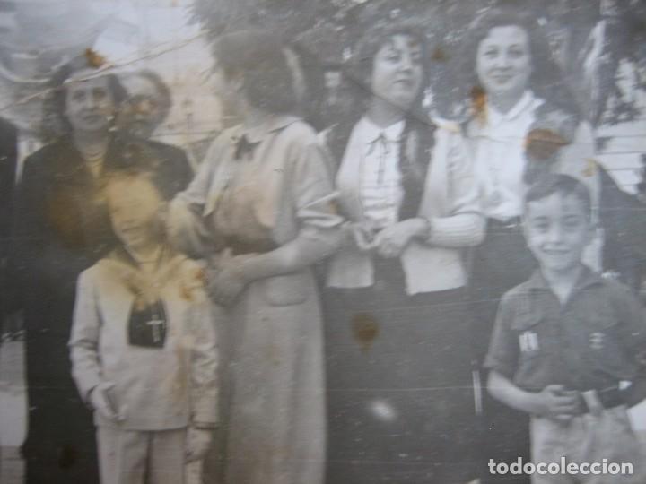 Militaria: Fotografía niño Frente Juventudes. - Foto 4 - 107788443
