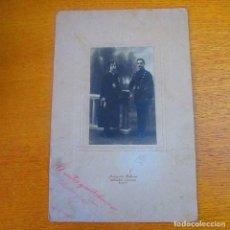 Militaria: ANTIGUA FOTOGRAFÍA MILITAR ALFONSINA. Lote 107793167