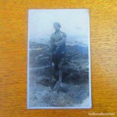 Militaria: ANTIGUA FOTOGRAFÍA MILITAR GUERRA CIVIL. Lote 107793251