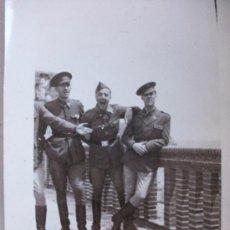 Militaria: GUERRA CIVIL : FOTO MILITARES NACIONALES . Lote 107997855