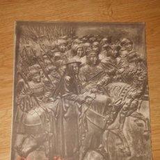 Militaria: REVISTA EJERCITO Nº 38, MARZO 1943, REPORTAJE DEL GRUPO DE SANIDAD DE LA DIVISION AZUL, DETENCION DE. Lote 108093707