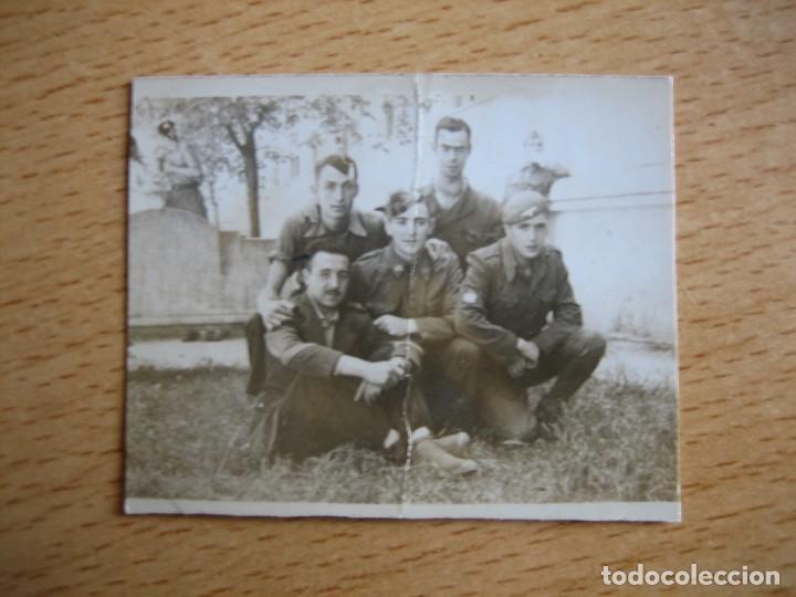 Militaria: Fotografía soldado División Azul. Hospital Vista Alegre 1943 - Foto 2 - 108344395