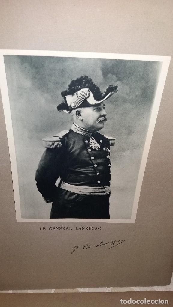 Militaria: LOTE LAMINAS FOTOGRAFICAS GENERALES FRANCESES, 1ª G.M. - Foto 15 - 108829019