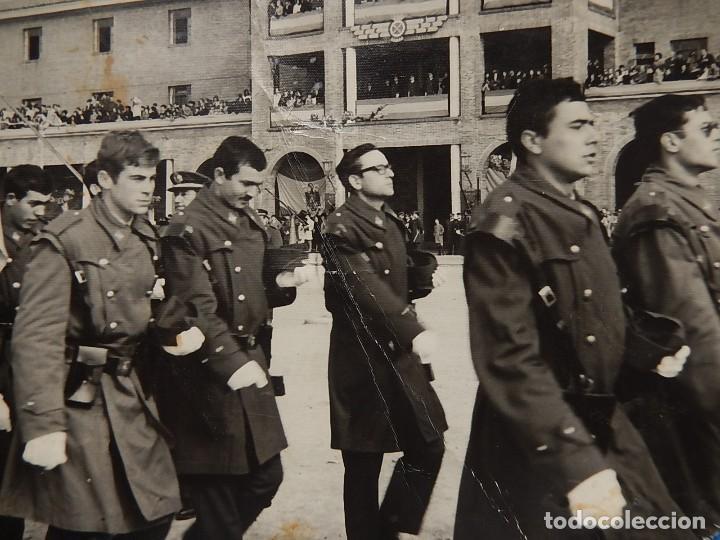 AVIACIÓN. JURA DE BANDERA. (Militar - Fotografía Militar - Otros)