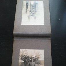 Militaria: ALBUM FOTOS JAPONÉS BATALLÓN ARTILLERÍA JAPONÉS 2 GUERRA MUNDIAL JAPÓN WW2. Lote 109344747