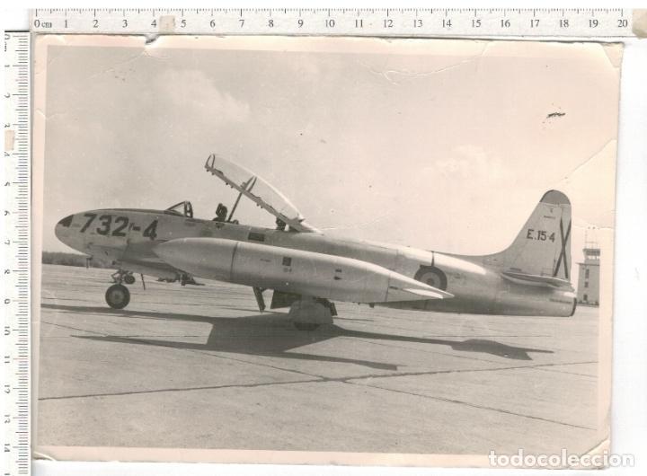 AVION LOCKHEED T-33 SHOOTING STAR (Militar - Fotografía Militar - Otros)