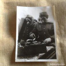 Militaria: TROPAS SS 1944 PROPAGANDA KOMPANIE MEDIDAS 18X13. Lote 111319019