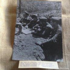 Militaria: TROPAS ALEMANAS FOTO DE GRAN TAMAÑO 24X18 PK PROPAGANDA KOMPANIE. Lote 111400279