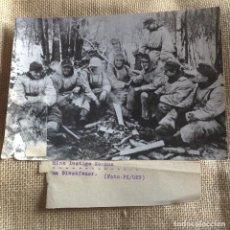 Militaria: SOLDADOS ALEMANES 18X13 PROPAGANDA KOMPANIE. Lote 111473647