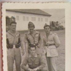 Militaria: LA LEGION : FOTO DE GRUPO DE LEGIONARIOS. KRINCLA (?), 1953.. Lote 111630347