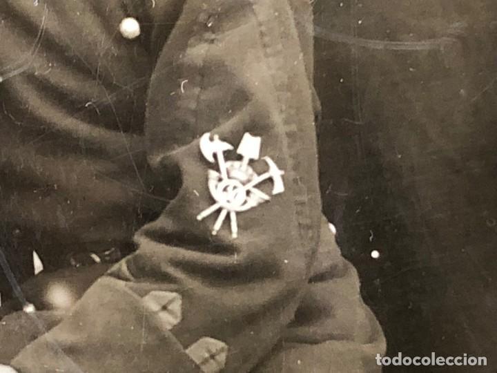 Militaria: fotografia militares gastadores zapadores infanteria alfonso XIII ppio S XX 27 x 16 cm - Foto 11 - 112522003