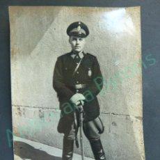 Militaria: FOTOGRAFÍA ANTIGUA ORIGINAL. SOLDADO. (18 X 12 CM). Lote 112870867