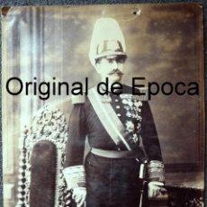Militaria: (JX-180201)FOTOGRAFÍA DEL GENERAL D.LUIS DABÁN Y RAMIREZ DE ARELLANO ,GOBERNADOR PUERTO PUERTO RICO. Lote 112980655