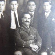 Militaria: FOTOGRAFÍA CAPITÁN PILOTO DEL EJÉRCITO ESPAÑOL. ROKISKI. Lote 112987255