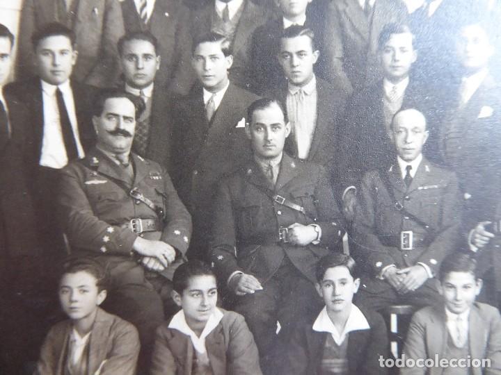 Militaria: Fotografía capitán piloto del ejército español. Rokiski - Foto 4 - 112987255