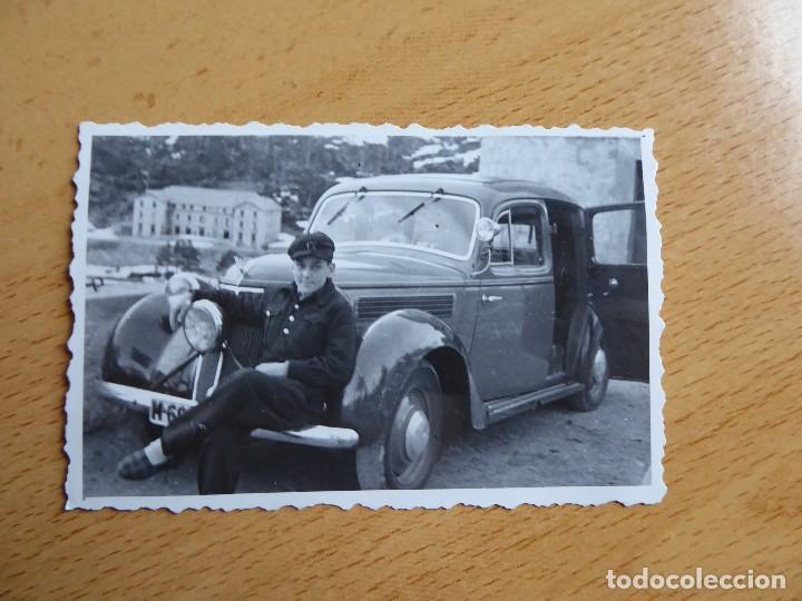 Militaria: Fotografía niño Frente Juventudes. - Foto 2 - 113019579