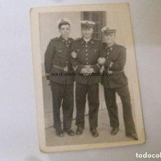 Militaria: INFANTERÍA DE MARINA TEAR TERCIO DE ARMADA ESPAÑOLAFOTO ANTIGUA ORIGINAL. Lote 113210083