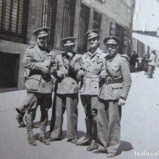 Militaria: FOTOGRAFÍA SARGENTOS DEL EJÉRCITO NACIONAL.. Lote 113256343