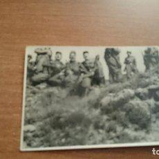 Militaria: FOTO GRUPO DE SOLDADOS . Lote 113256571