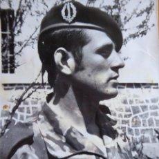 Militaria: FOTOGRAFÍA GUERRILLERO COES. PUERTO DE LA CRUZ 1972. Lote 113288527